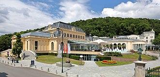 Baden bei Wien - The 1934 casino