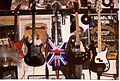 Badgreeb fattkatt old guitars, soon to be , union jack.jpg