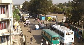 Bahir Dar bus stn entrance.JPG