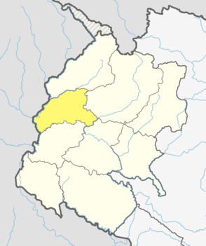 Baitadi District District in Sudurpashchim Province, Nepal
