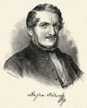 József Bajza - József Bajza