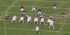 2005 Virginia Tech Hokies football team - Reggie Ball under center for the Yellow Jackets