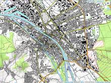 geografische karte Topografische Karte – Wikipedia