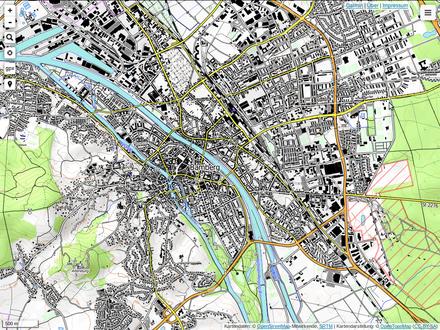 Topographische Karte Deutschland Kostenlos.Topografische Karte Wikiwand