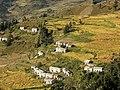 Bangali, a village in Uttaranchal near Nandprayag.jpg