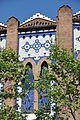 Barcelona (junction of Gran Via de les Corts Catalanes and Marina street). La Monumental bullring. 1914-1916. Manuel J. Raspall, Ignasi Mas and Domènec Sugrañes, architects (27214650866).jpg