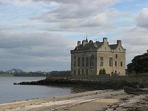 Barnbougle Castle - Image: Barnbougle 02