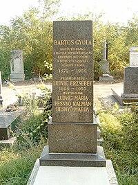 Bartos Gyula sírja.jpg