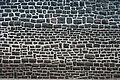 Basalt house-wall - Matraszentistvan, Hungary.jpg