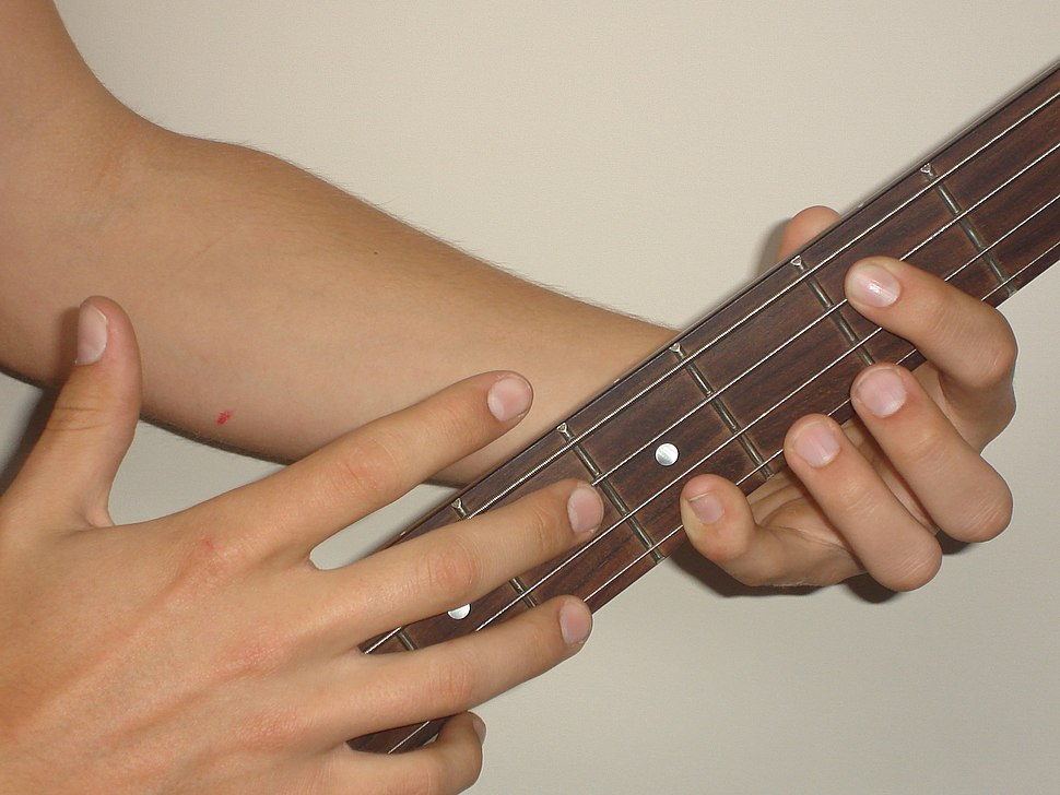 Bass Guitar Tapping