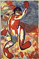 Bather (Malevich,1911).jpg