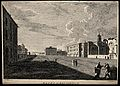 Baths of Diocletian, Rome. Etching by J. Gandon after R. Wil Wellcome V0020020.jpg
