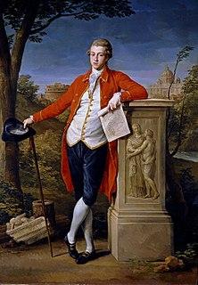 Francis Basset, 1st Baron de Dunstanville and Basset British politician (1757-1835)
