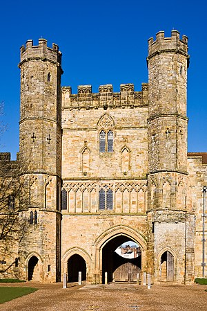 Battle Abbey - Battle Abbey - Gate House