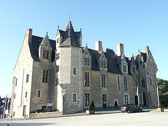 Château de Baugé - Image: Baugé Château
