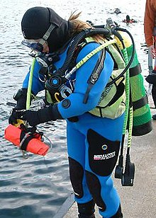 Buoyancy Compensator Diving Wikipedia