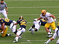 Bears on offense at Arizona State at Cal 2010-10-23 12.JPG