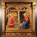 Beato Angelico, Annunciazione di San Giovanni Valdarno, 1432 ca., 01.jpg