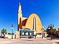 Bechar - Place 1er Novembre بشار - مسجد مالك بن الحويرث.jpg
