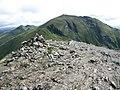 Beinn Ghlas Summit Cairn - geograph.org.uk - 1416951.jpg