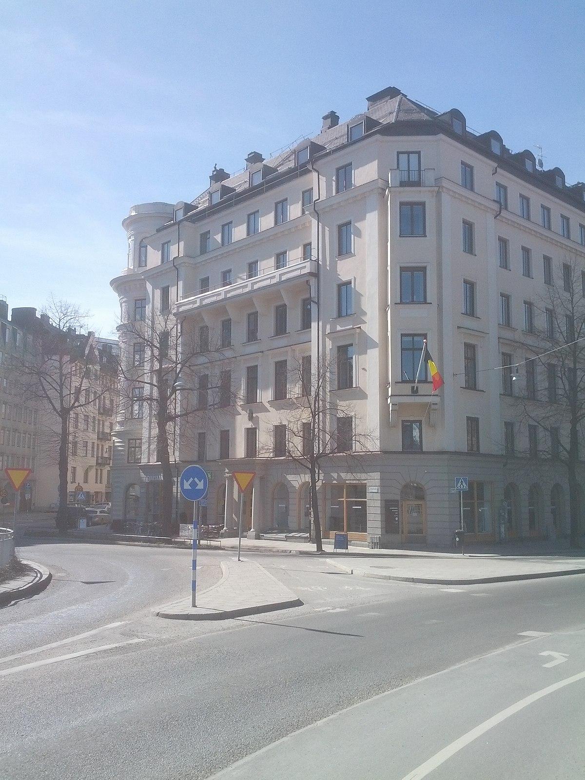 stockholm ambassad