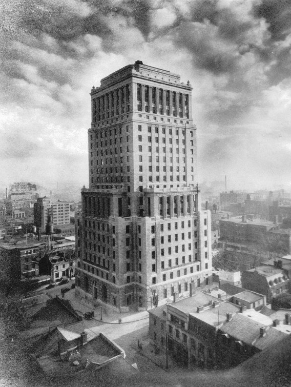 Bell Telephone Building 1931