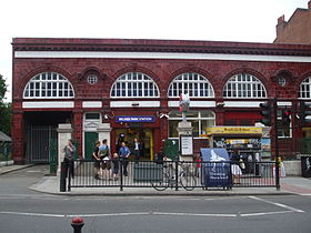 Image illustrative de l'article Belsize Park (métro de Londres)