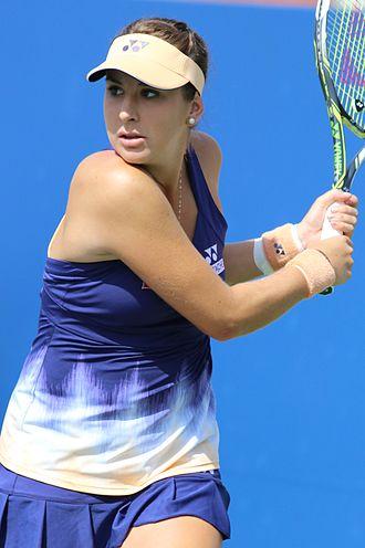 Belinda Bencic - Bencic at the 2016 US Open