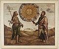 Benedetto Carpaccio - Adorazione del nome di Gesù tra San Giovanni Battista e San Paolo (Google).jpg