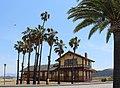 Benicia, CA USA - 1902 SPRR rail ferry depot in Benicia, now Main Street Program - panoramio (1).jpg