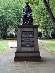Statue of John Cartwright