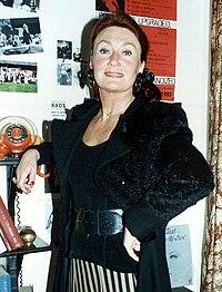 Berit Carlberg sommeren 1994