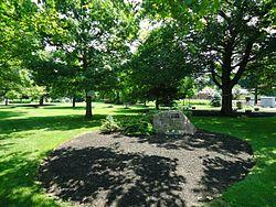 Berkeley Heights NJ public park near train station