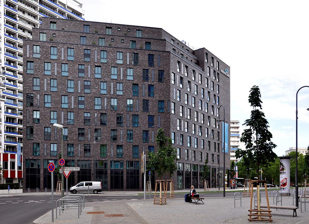 Motel One Berlin Axel Springer Strabe