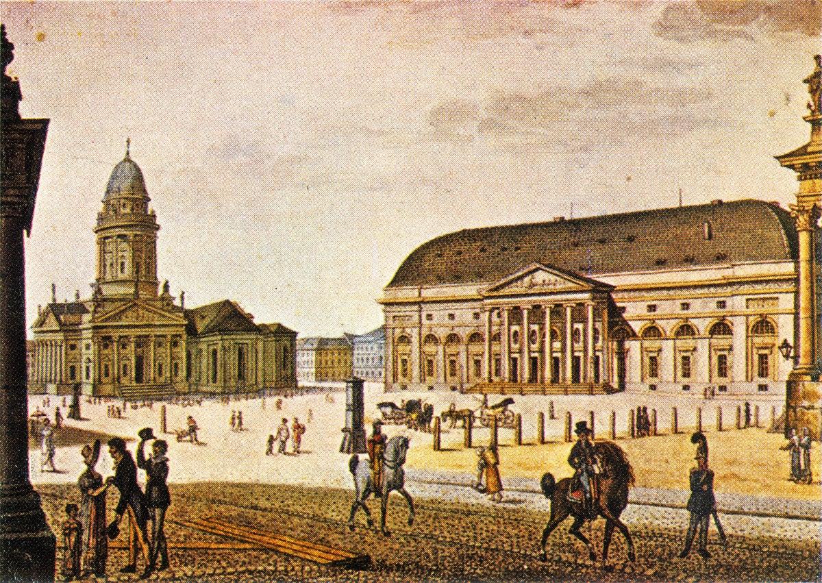 Gendarmenmarkt - Wikimedia Commons