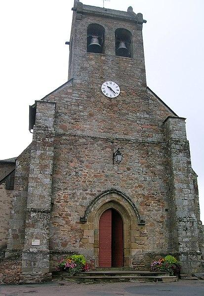 Kerk van Beynat