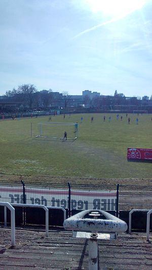 Berliner FC Dynamo - Sportforum Hohenschönhausen