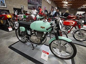 Bianchi (motorcycles) - Bianchi Tonale Corsa  175cc of 1954