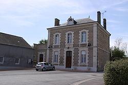 Biermes (08 Ardennes) - la Mairie - Photo Francis Neuvens lesardennesvuesdusol.fotoloft.fr.JPG