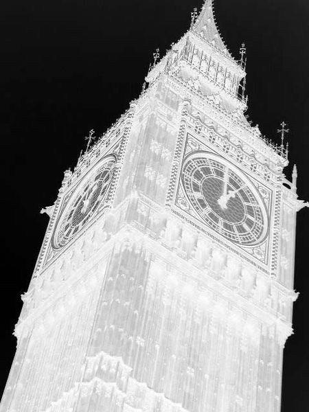 File:Big Ben Negative.jpg