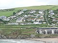 Bigbury-on-Sea, village viewed from Burgh Island - geograph.org.uk - 1465411.jpg