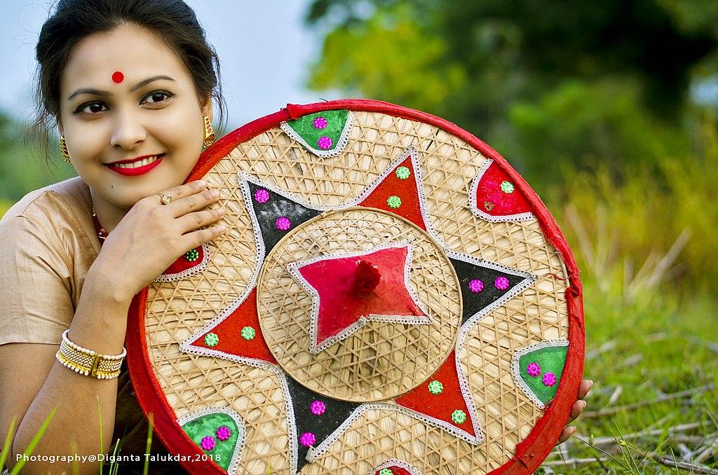 About of Bohag Bihu in Assamese