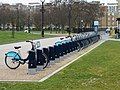 Bikes for hire - geograph.org.uk - 2241742.jpg