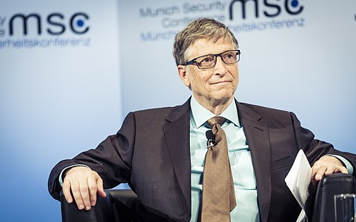 Bill Gates MSC 2017