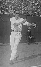 Bill Tilden -  Bild