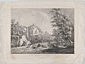 Birch Tree Uprooted by a Storm MET DP874595.jpg