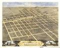 Bird's eye view of the city of Sandwich, De Kalb County, Illinois 1869. LOC 73693372.tif