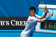 Bjorn Phau at the 2011 Australian Open1.jpg