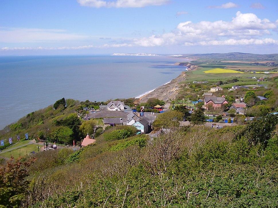 Blackgang, Isle of Wight, UK