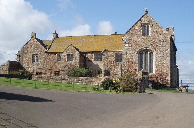 Blackmore farmhouse